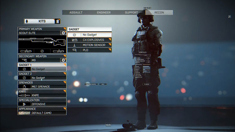 Battlefield 4 Weapon Customization Shown
