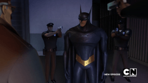 beware the batman surrounded