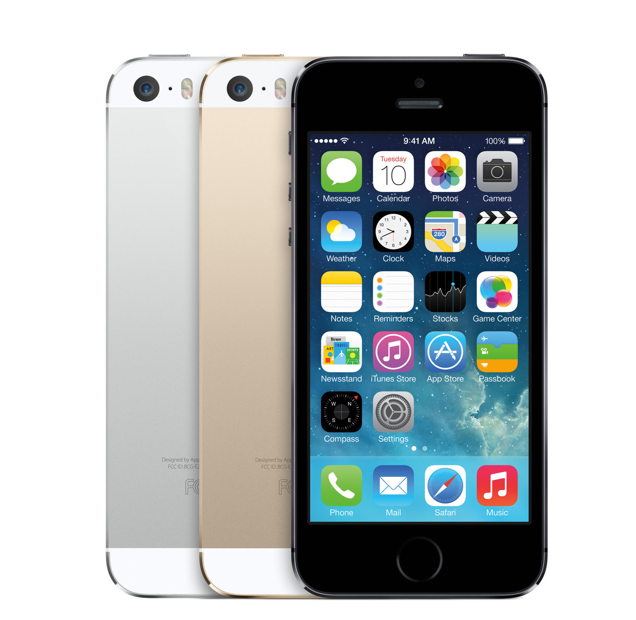 Apple's iPhone 5s Reveal Shows Us Where The Company Is Headed…And It Ain't Pretty