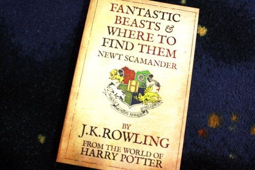 JK Rowling Announces a New Film Set in the Harry Potter Universe