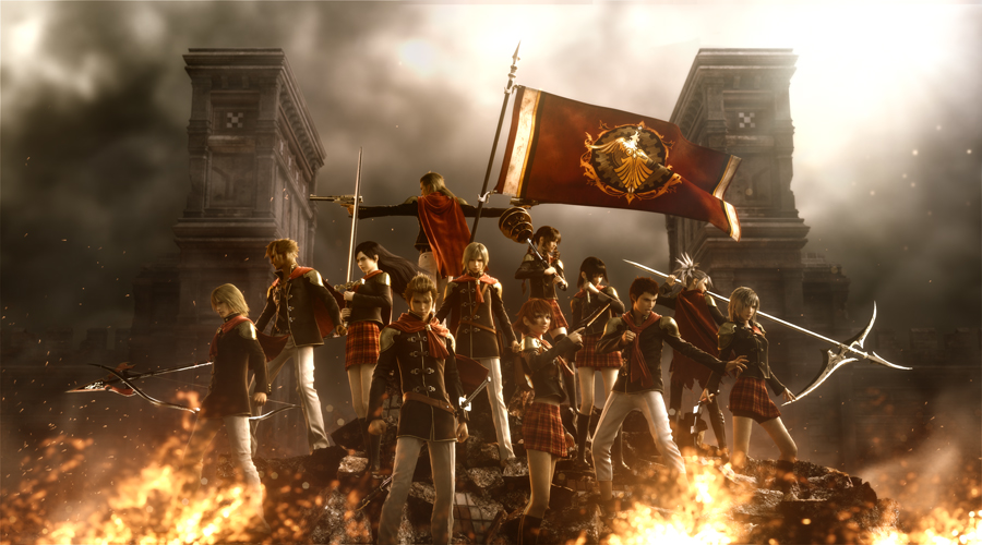 Final Fantasy Agito coming to iOS and Android this winter