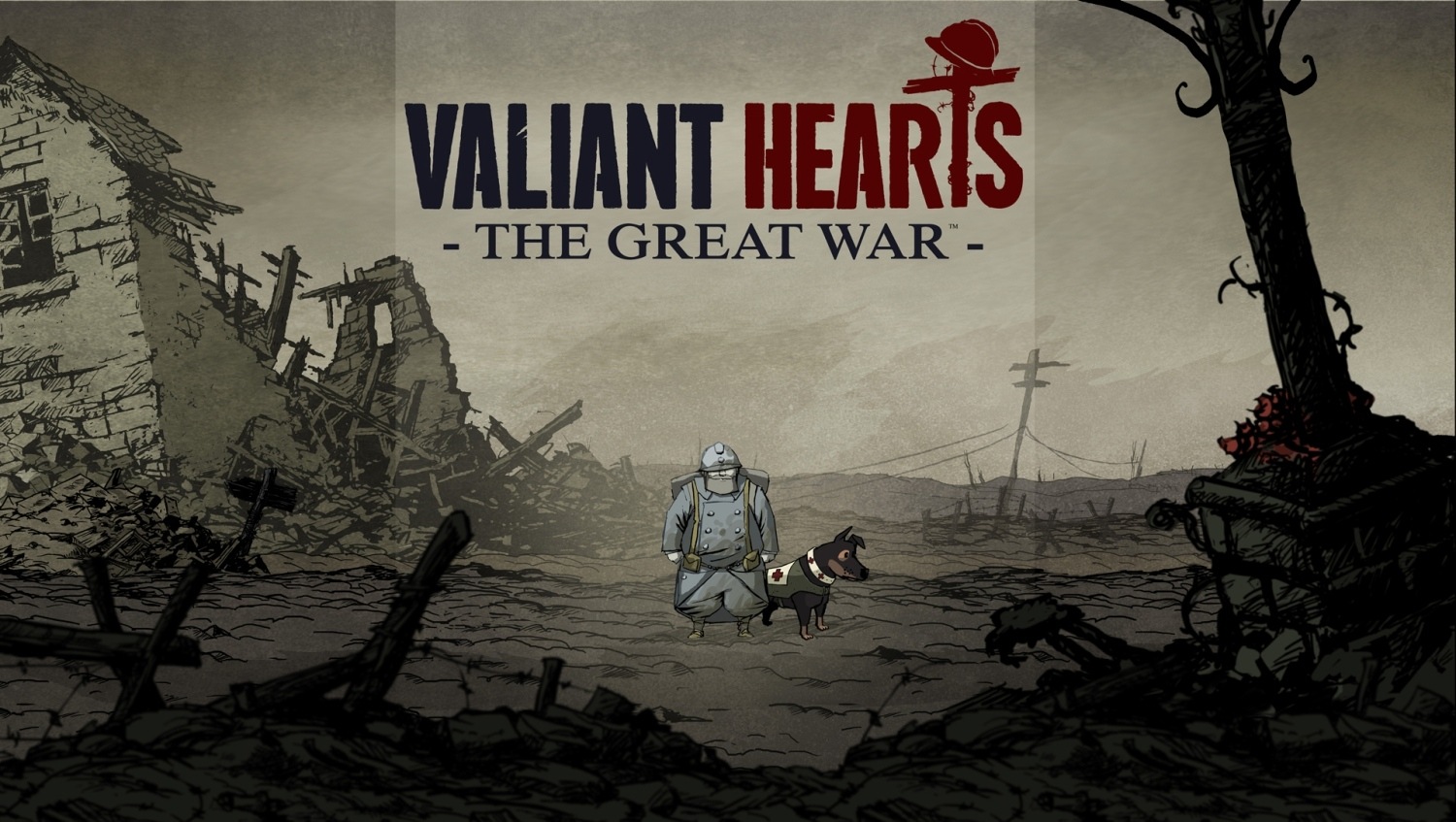 Ubisoft Announces Valiant Hearts: The Great War