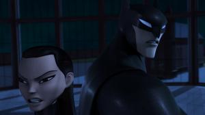 beware the batman tatsu & batsy