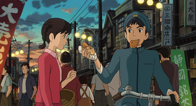 From Up On Poppy Hill: Predictable but Enjoyable