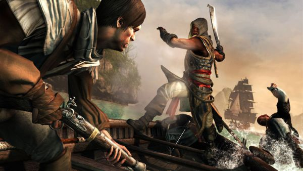 No Assassin's Creed IV: Black Flag DLC for Wii U