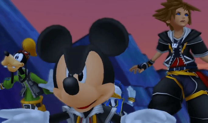 Kingdom Hearts HD 2.5 ReMIX Announced At D23