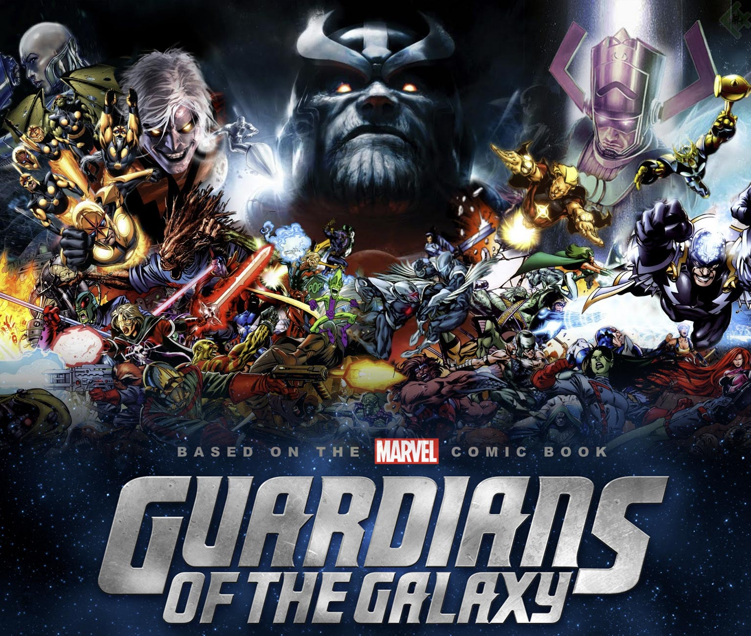 …And That's a Wrap for Guardians of the Galaxy
