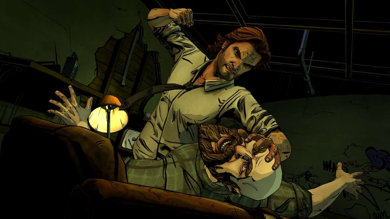The Wolf Among Us coming to PS Vita and iOS