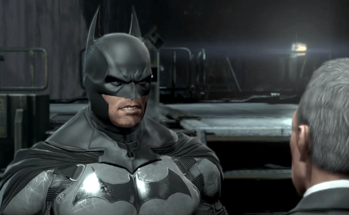 17 Minutes With Batman: Arkham Origins
