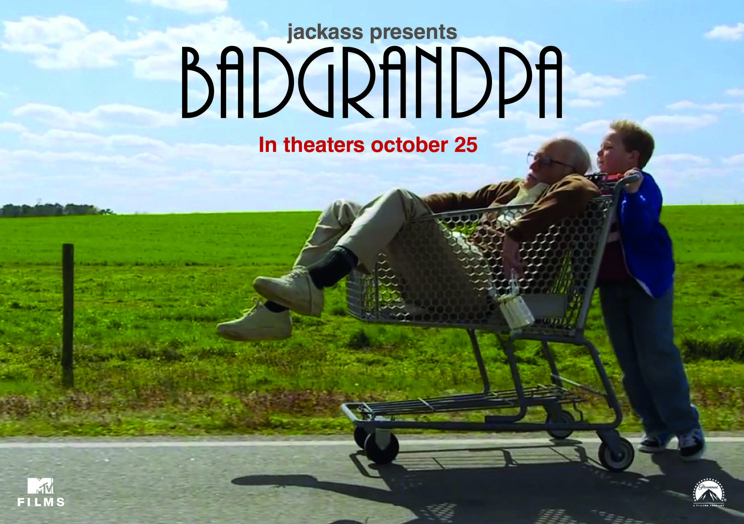Bad Grandpa Review: A Cross-Country Trip To Remember