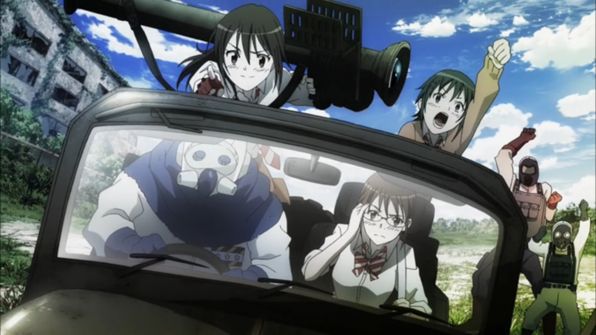 Coppelion Episode 3 Review: Enter the Delivery Man