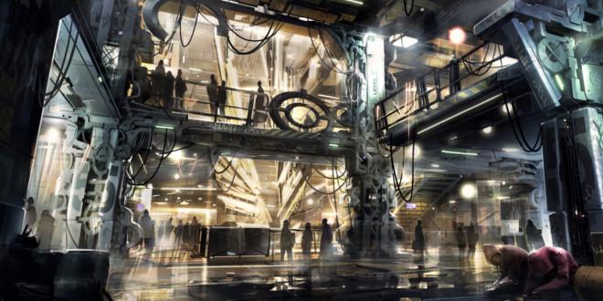 Deus Ex: Universe Announced, Confirmed for Next Gen