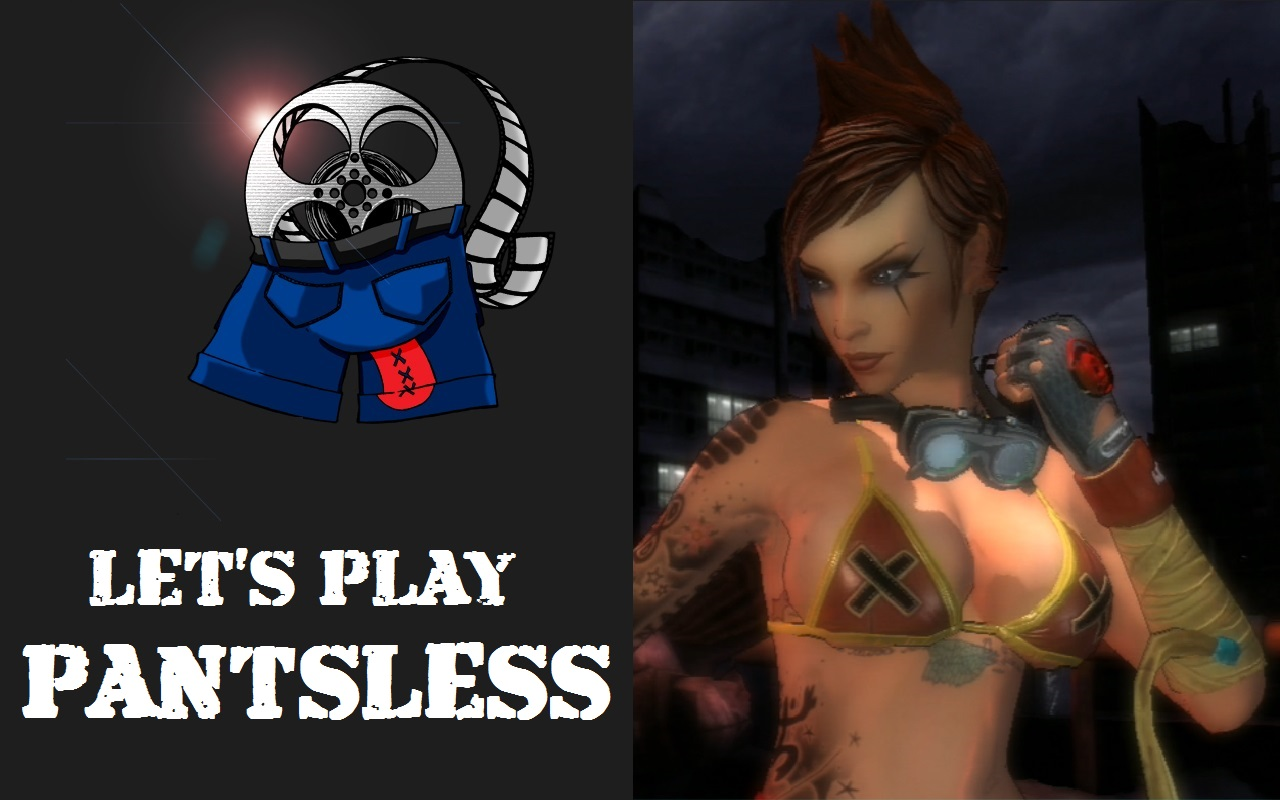 Let's Play Pantsless – Girl Fight (PS3)