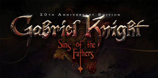 Gabriel Knight: Sins of the Fathers 20th Anniversary Remake Announced