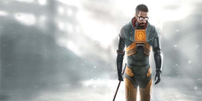 Valve Files 'Half-Life 3' Trademark in Europe