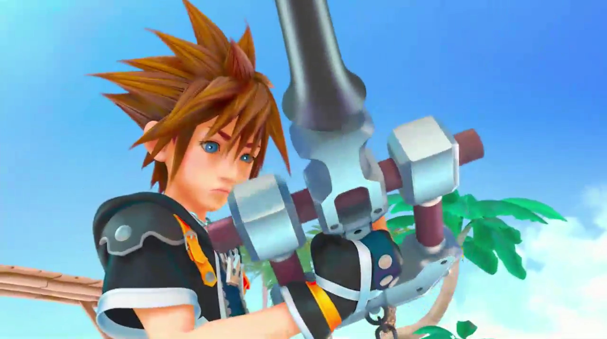 Kingdom Hearts III Sora