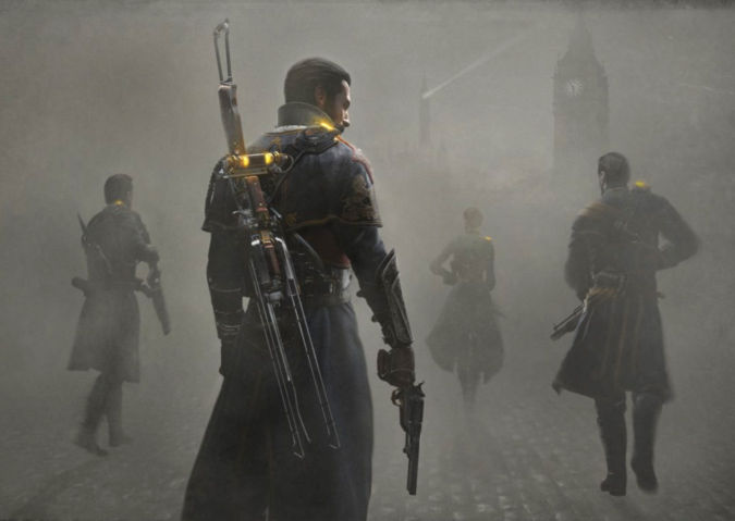 First Gameplay Video for The Order: 1886 with Game Informer Cover
