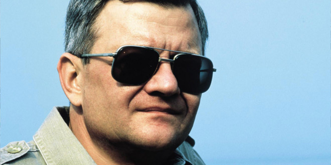 Tom Clancy Passes Away in Hospital