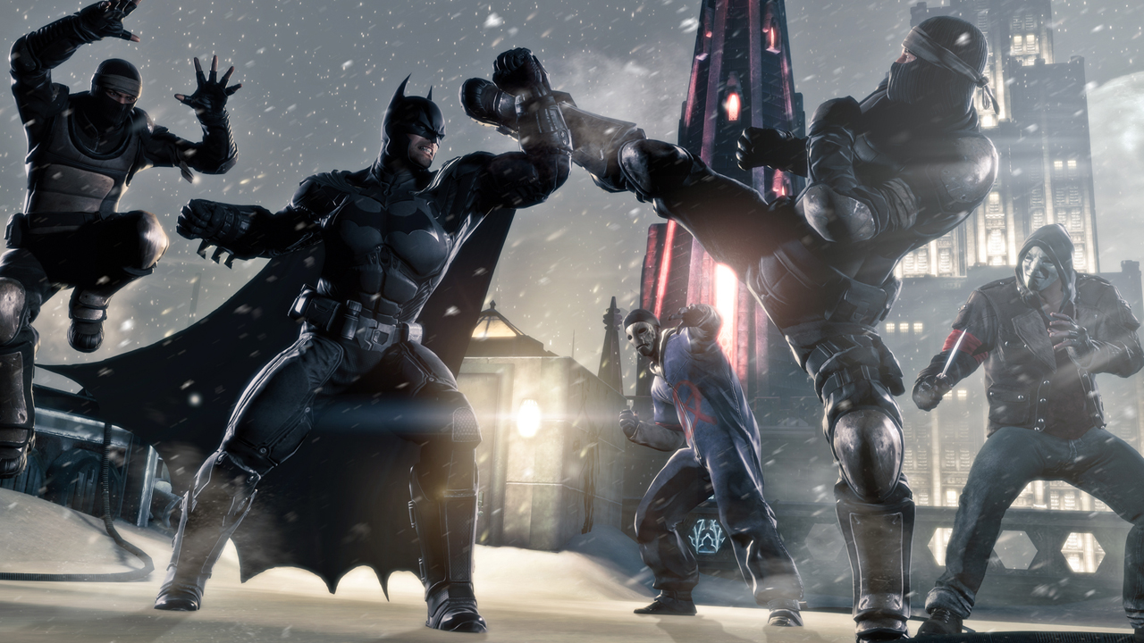 Batman Arkham Collection Announced