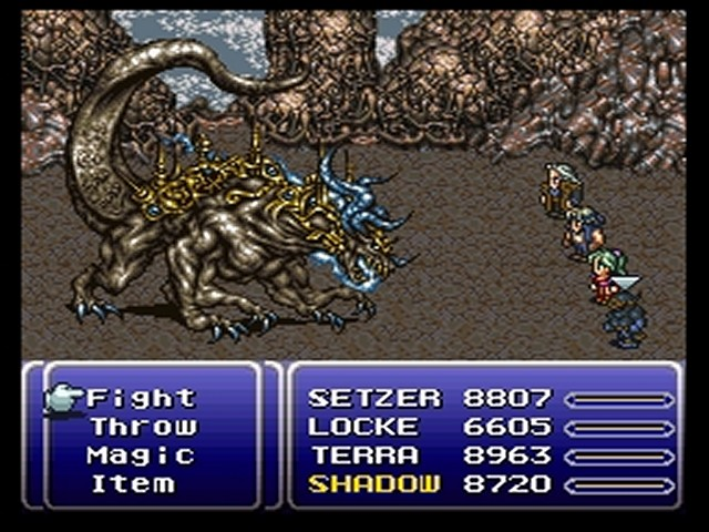 Final Fantasy VI Is Coming For Mobile Devices This Year