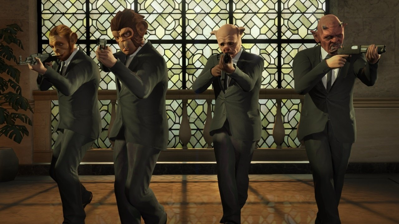 Opinion:  GTA Online Needs Heists, And Soon