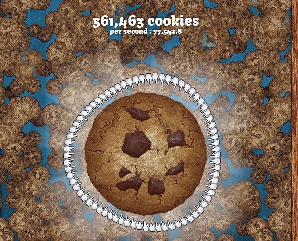 Cookie Clicker: My Strange Addiction