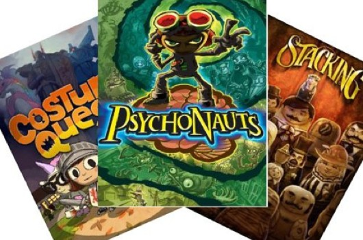 Double Fine Partners with Nordic Games To Release Retail Titles