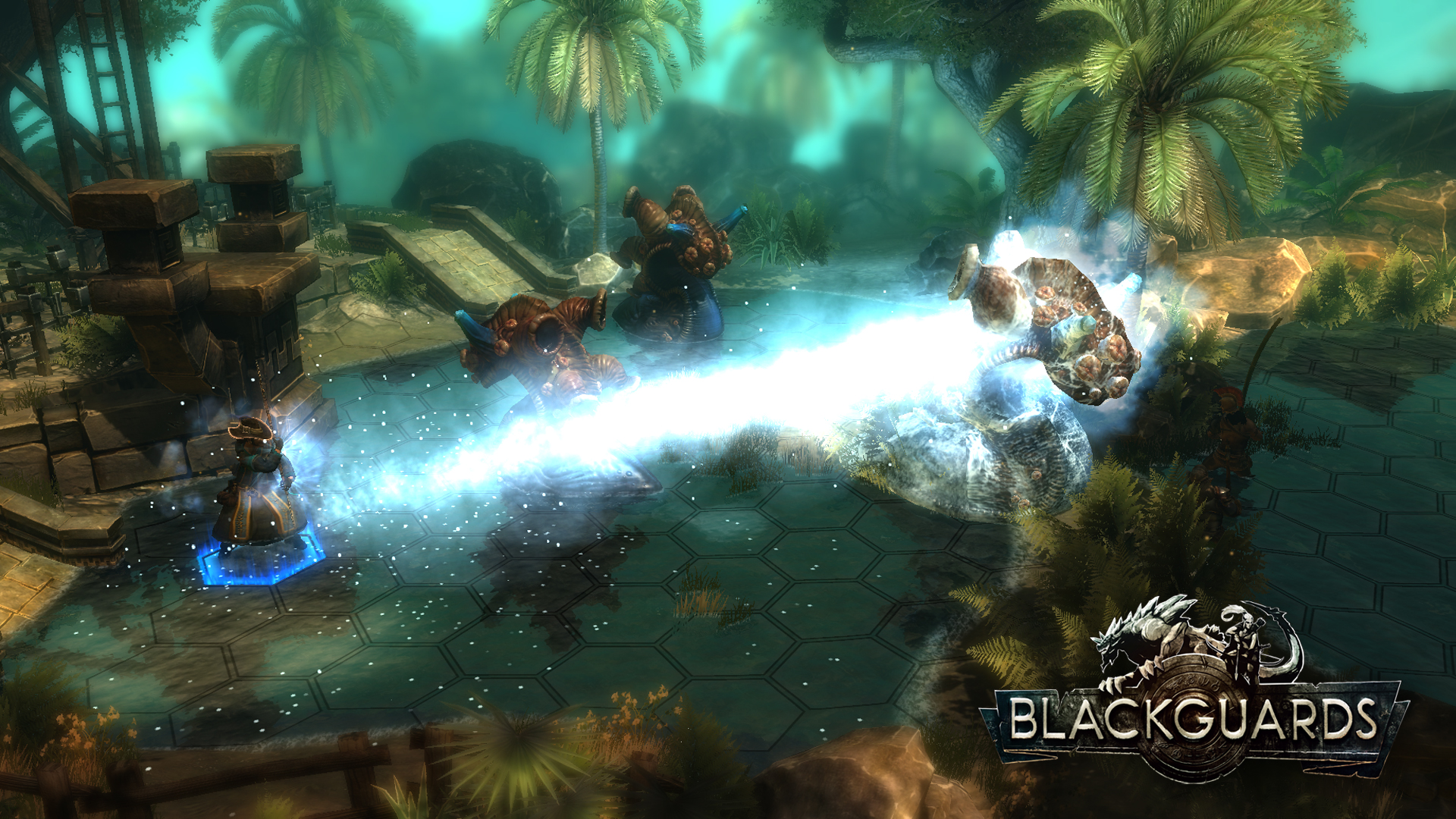 "Blackguards Preview: A Pleasant Romp with a Crew of ""Bad Guys"""