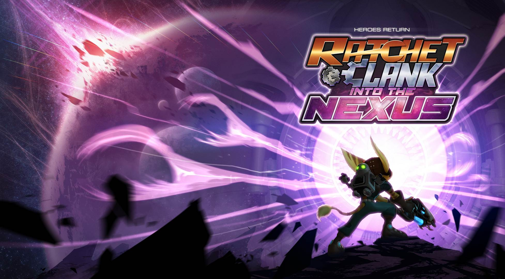 Ratchet and Clank – Into the Nexus Review: Big Fun, Short-lived