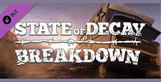 Chamber of Game: State of Decay: Breakdown