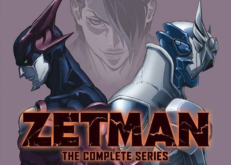 Viz Media to Release Zetman on Blu-Ray and DVD
