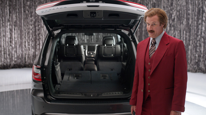 Ron Burgundy: How to Market a Character