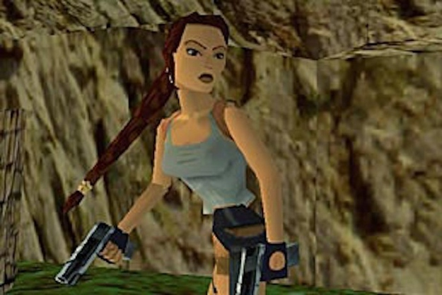 Original Tomb Raider Now on iOS