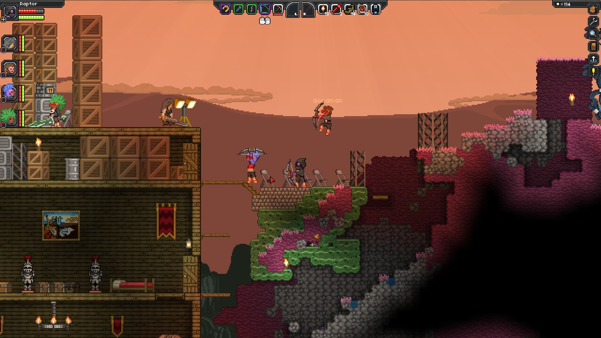 Starbound Quick Guide to Setting Up Multiplayer