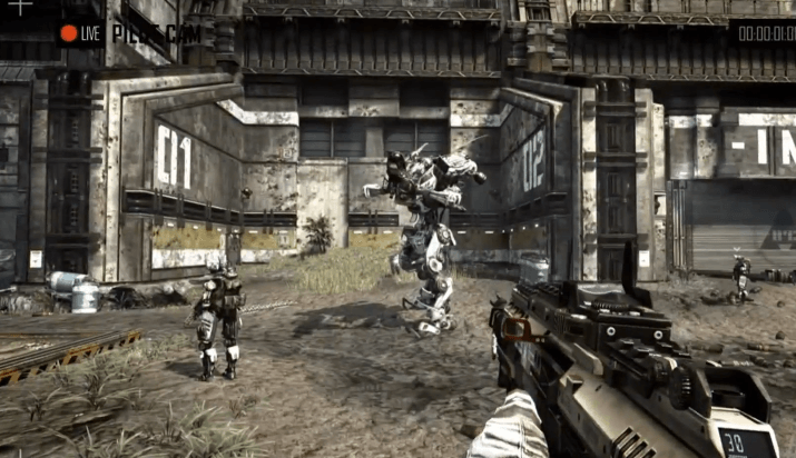 Two New Titans Added to Titanfall: Ogre and Stryder