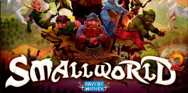 Chamber of Game: Small World 2