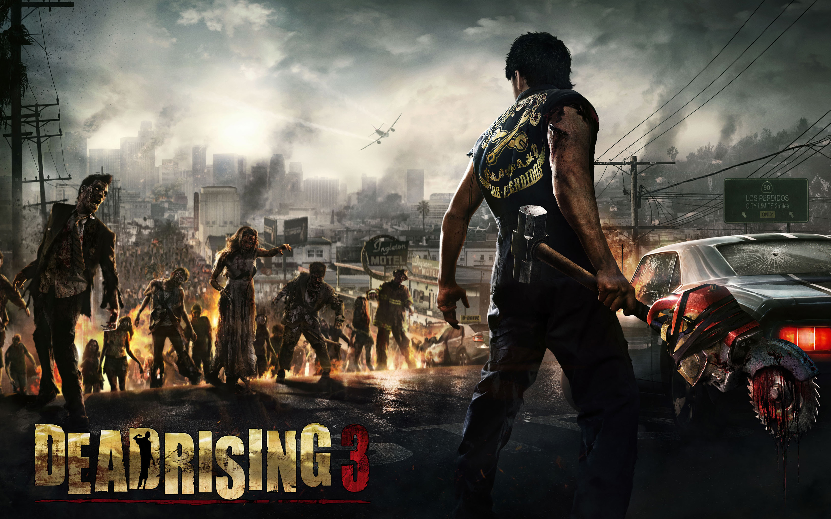 Dead Rising 3 Review: The Future of Zombie-Slaying Today