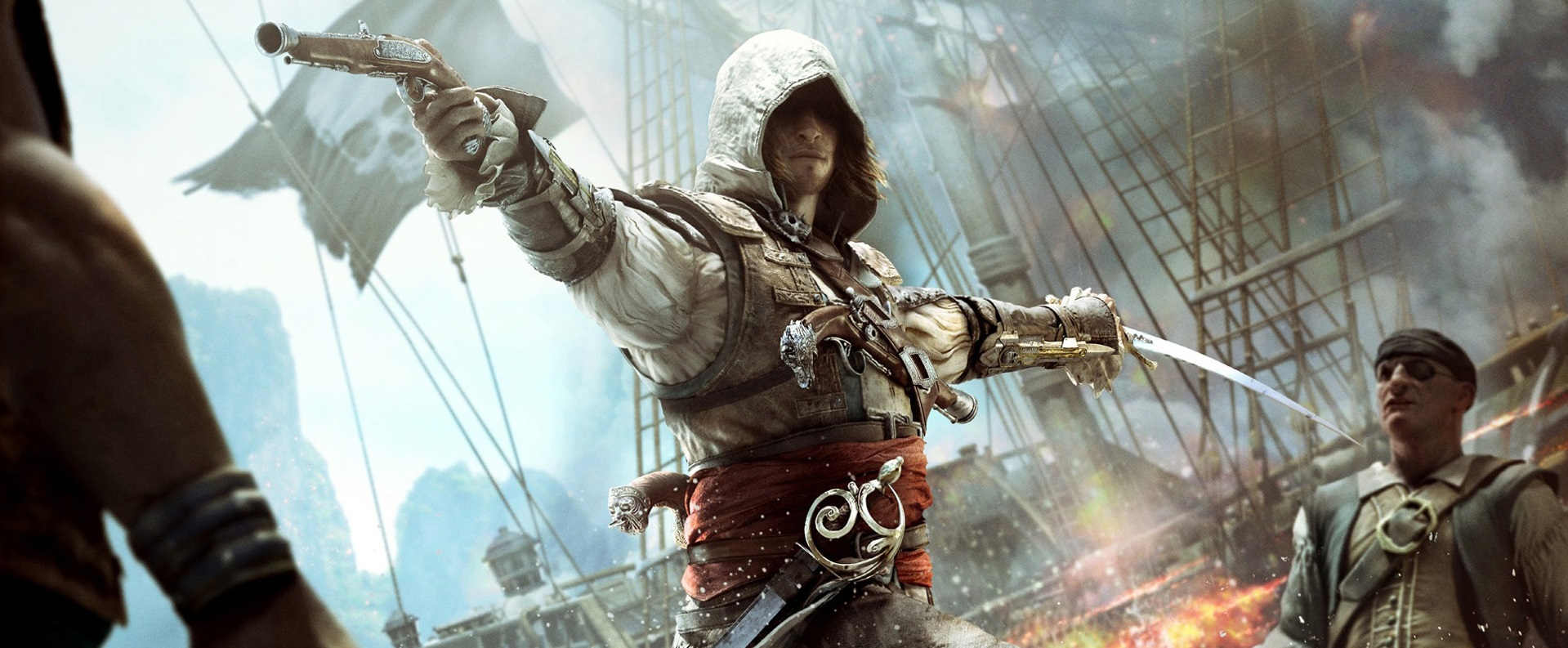 Assassin's Creed IV: Black Flag is Great, But it's Time for a Change