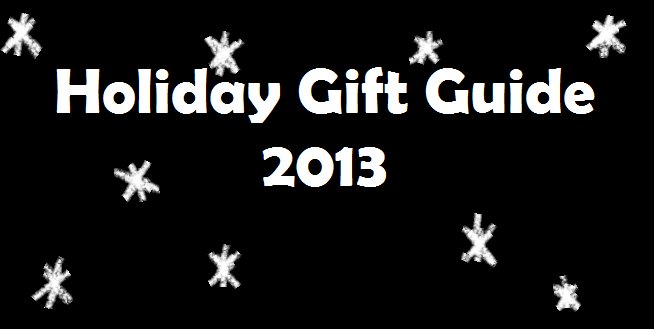 Alex M.'s Holiday Gift Guide 2013