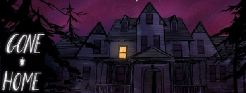Gone Home Full Playthrough Stream and Final Thoughts