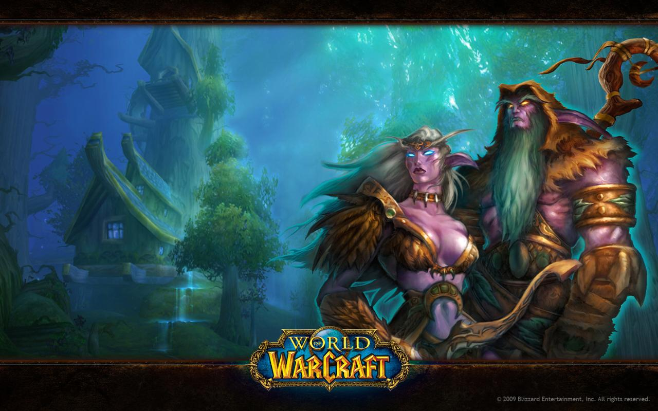 Blizzard Brings Recruit A Friend Program Back To WoW