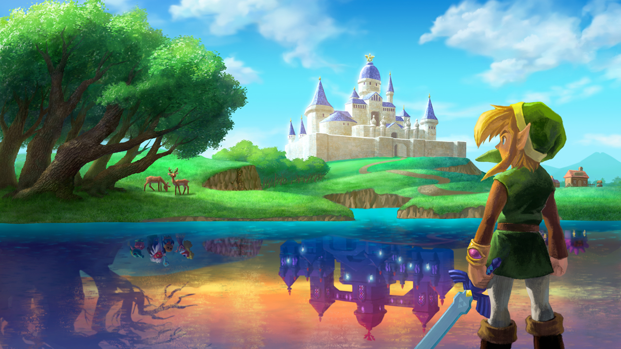 Escape to Hyrule: How A Link Between Worlds Saved Me
