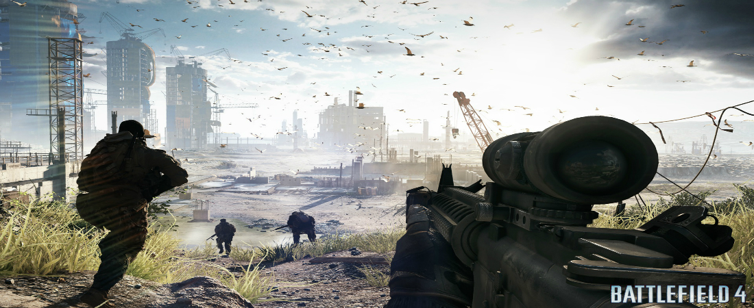 "Battlefield 4 Developer Announces ""Player Appreciation Month"" For February"