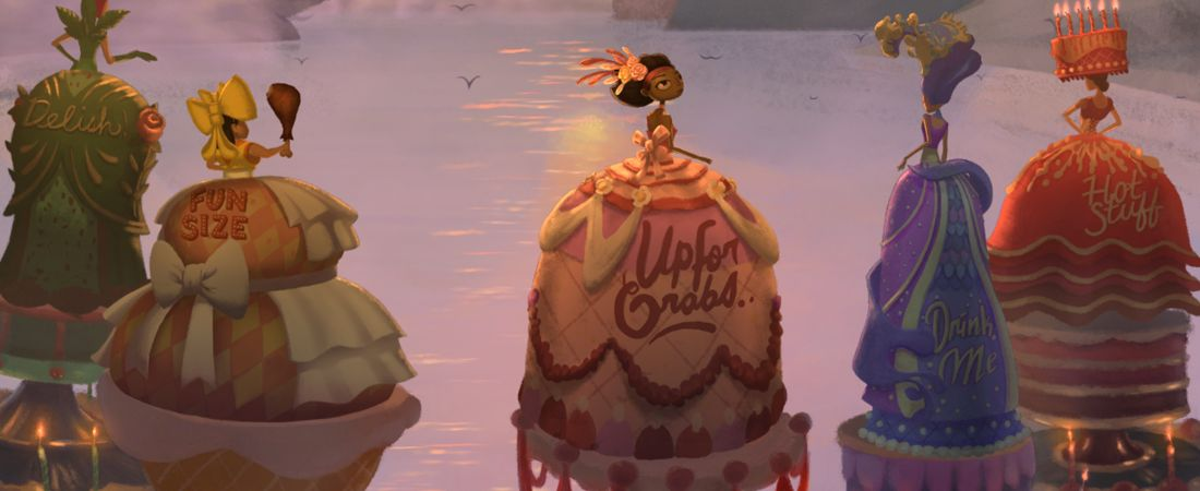 Chamber of Game: Broken Age (Act 1)