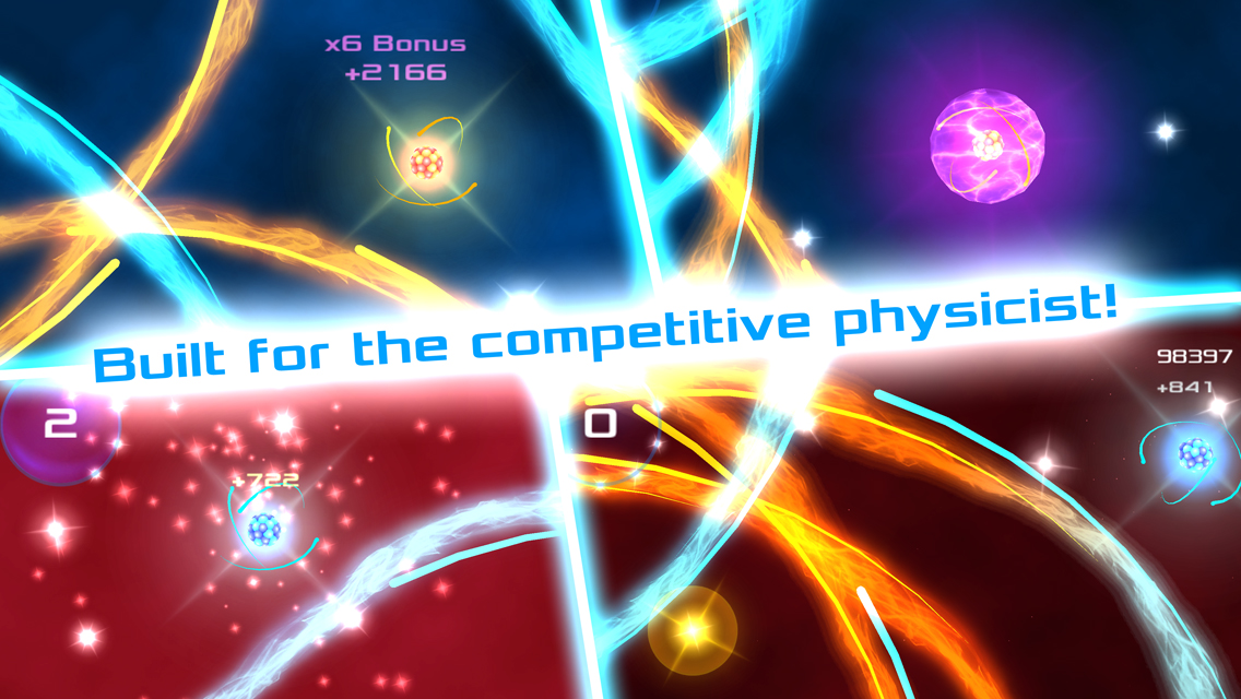 ByteSized Studios announces Atomic Fusion: Particle Collider to launch on iOS/Android Jan. 22