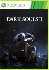 Dark Souls 2 Box Art Xbox 360