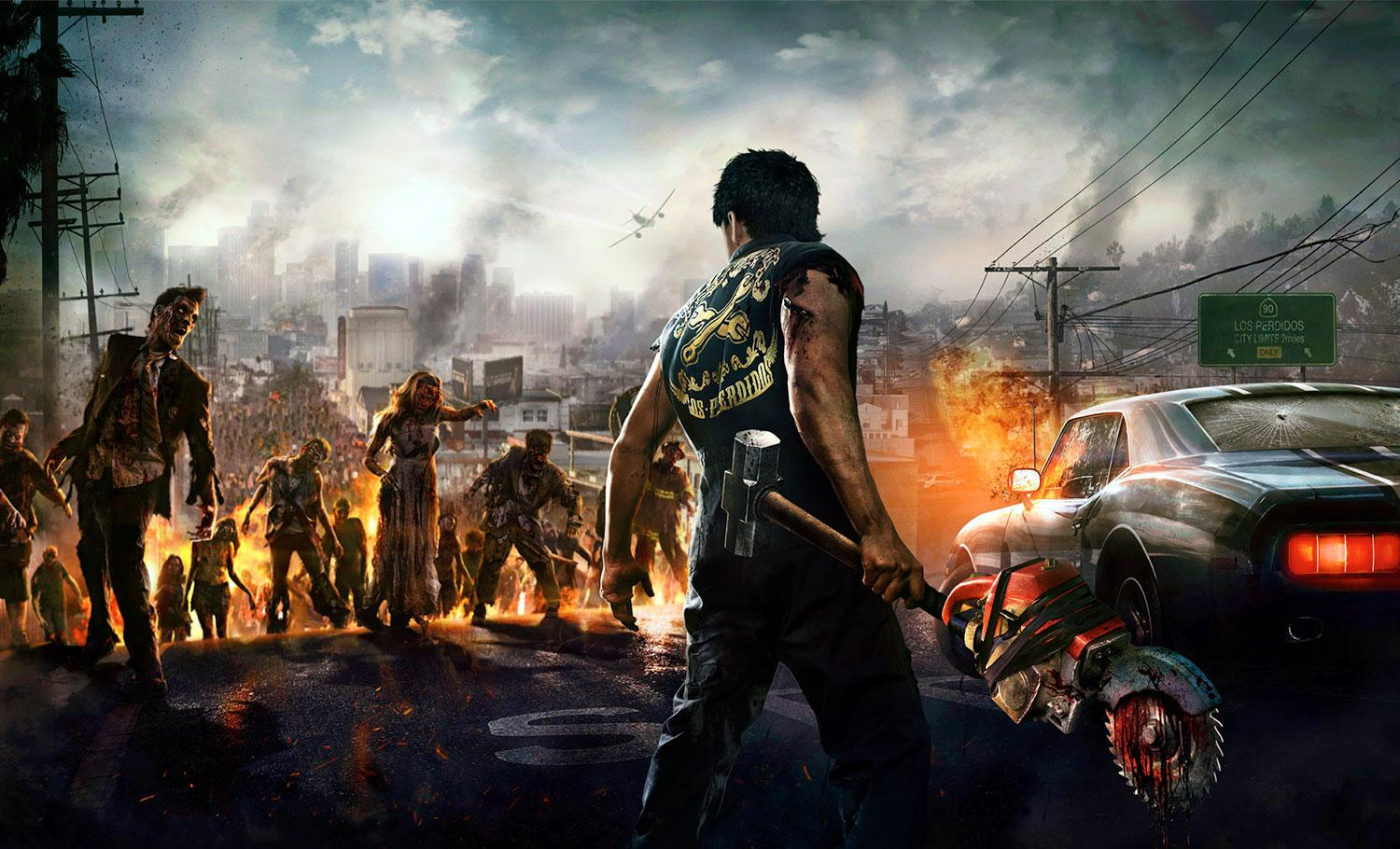 Dead Rising 3 Gets 13GB Patch For What?