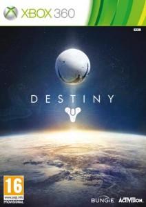 Destiny Box Art Xbox 360