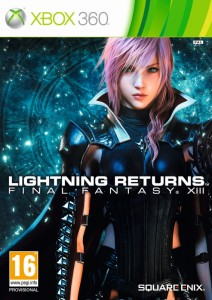 Lightning Returns: Final Fantasy Box Art Xbox 360