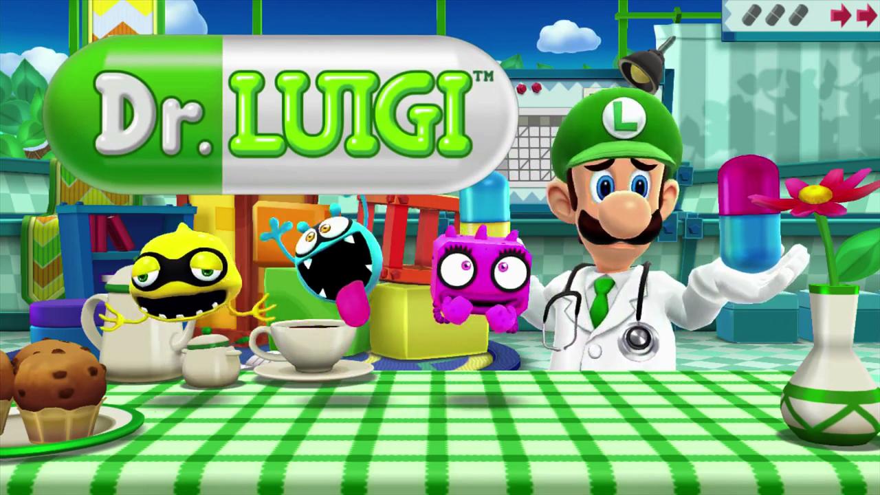 Dr Luigi Review: Can you prescribe something for Deja Vu?